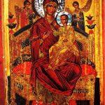 PARACLISUL ICOANEI FĂCĂTOARE DE MINUNI A PREACINSTITEI NĂSCĂTOARE DE DUMNEZEU CARE SE NUMEŞTE PANTÁNASSA (Atotîmpărăteasa)