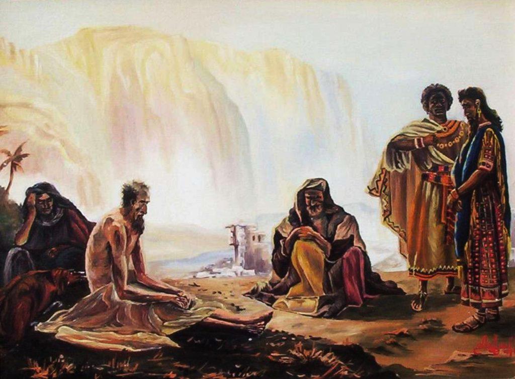 RUGĂCIUNE CĂTRE DOMNUL IISUS HRISTOS PENTRU DOBÂNDIREA RĂBDĂRII DE CĂTRE CEL CĂZUT ÎN PATIMI