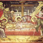 CANONUL PENTRU RĂSTIGNIREA DOMNULUI ŞI PLÂNGEREA PREASFINTEI NĂSCĂTOARE DE DUMNEZEU