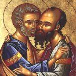 ACATISTUL SFINŢILOR APOSTOLI PETRU SI PAVEL