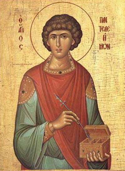 RUGĂCIUNEA PREASFINŢITULUI EREMEI (SCHIMNICUL) CĂTRE SFÂNTUL MARE MUCENIC PANTELIMON